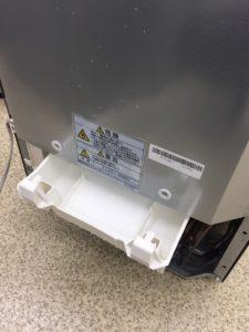 冷蔵庫の蒸発皿